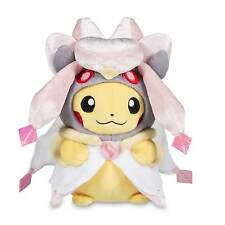 pokemon center Pikachu with Mega Diancie Hoodie Poké Plush (Standard) - 8""