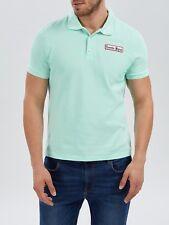 Premium Herren Poloshirt / Polo / Polohemd 'CAVALIER SQUAD', light blue, Gr. XL