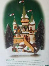 "Dept 56 Alpine Village Series ""Hofburg Castle"" Brand New"