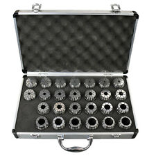 26pc Precision Metric Er 40 Collet Set Withcase 1mm To 26mm Free Shipping Er 40