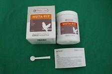 Muta -Vit - oropharma bird 200g versele laga vitamins finches pigeons