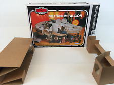 brand new esb cloud city millennium falcon box and inserts