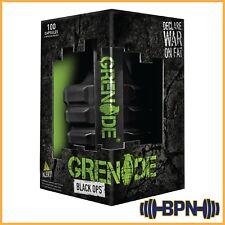 Grenade Black Ops 44 Caps or 100 Caps Fat Burner Weight Loss - BEST PRICE