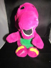 Barney The Purple Dinosaur Plush 1992