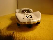 Vintage 1966 Monogram Chaparral 2D Coupe Daytona slot car 1/24 offered by MTH