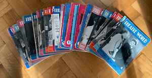 Vintage Theatre World Magazine 42 Issues. 1940's / 1950's