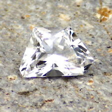 DANBURITE-MEXICO 1.87Ct CLARITY SI2-FREE FORM CUT-NATURAL UNTREATED!