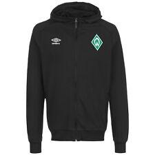 UMBRO Werder Bremen Travel Sweat Top schwarz SVW Sweatshirt Werder Pullover