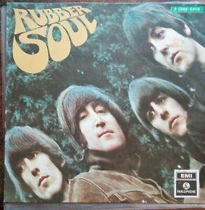 3 Lp BEATLES edizioni italiane (Sgt. Peppers - Let It Be - Rubber Soul)