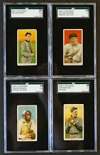 Group of Four Graded Cards Polar Bear 1909-11 Lot 101