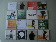 MAXIMO PARK/PAUL SMITH job lot of 16 CD/promo CDs Too Much Information Graffiti