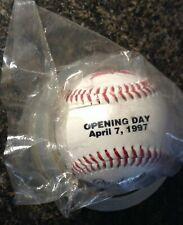 KC Royals Commemorative Baseball Opening Day April 7,1997 Sealed