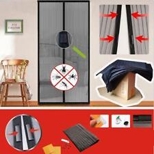 Fliegengitter Insektenschutz Tür Vorhang Magnet Moskitonetz Fliegennetz210*100CM