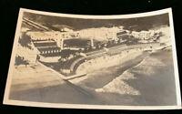 Real Photo MIAMI BEACH , Florida, 1947 Postcard Macfadden-Deauville Hotel Rotary