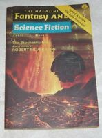 The Magazine of Fantasy and Science Fiction April 1975 Isaac Asimov