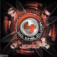 Joro - For The Floor - CD MIXED - TECHNO - XXX RECORDS
