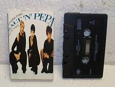 Salt N Pepa : What A Man Cassette Single