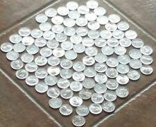 Lotto magnifico introvabile 100 monete 500 lire d'argento 100 Italy Silver coins