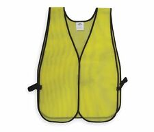 Lime Green Safety Vest Non Reflective