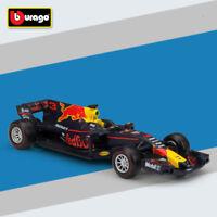 2017 1:43 Red Bull Racing TAG Heuer RB13 3# Daniel Ricciardo Diecast Car Model