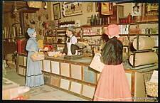 ST AUGUSTINE FL Oldest General Store Interior Vtg PC