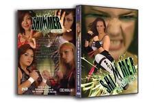 Official Shimmer Women Athletes Volume 31, Female Wrestling Event DVD