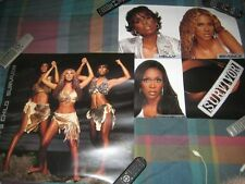 Beyonce-(destiny's child-survivor)-1 Poster-2 Sided-24X24-Mint-Rare