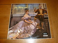 ROGERS & HAMMERSTEIN'S - The King And I - 1965 UK 12-track mono LP