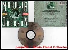 "MAHALIA JACKSON ""Negro Spiritual"" (CD) 18 Titres 1991"
