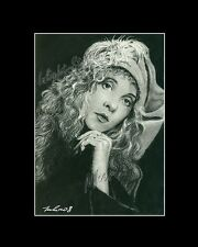 Stevie Nicks Fleetwood Mac singersongwriter drawing from artist Image picture