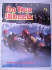 On Two Wheels -  Motorcycle Magazine Volume 3 - Issue No.41 - **FREE POSTAGE**