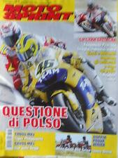 Motosprint 27 2006 Test Moto Guzzi 850 griso contro Breva - Gp Britain Pedrosa
