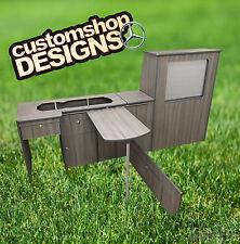 Mercedes Vito LWB Camper Van Flat Pack Interior / Kitchen Unit / Furniture