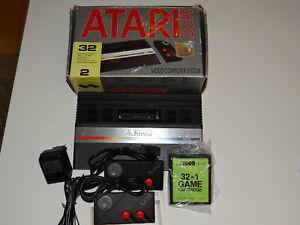 Atari 2600 Junior Konsole (Siegel unbeschädigt) in Ovp