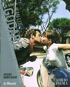 Livre J.L Godard collection grands cinéastes Cahier cinéma Belmondo 2007