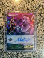 2019-2020 NBA Hoops Rookie Ink Nickeil Alexander-Walker