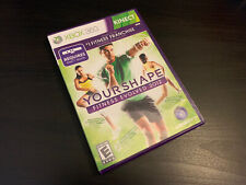 YOUR SHAPE: FITNESS EVOLVED 2012 (MICROSOFT XBOX 360, 2011) FREE SHIPPING!
