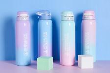 Herbalife Water Bottle 500ml Vacuum Cup Outdoor Sports Nutrition SUS304 Gradient