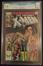 Uncanny X-Men #167 CGC 9.8 New Mutants appearance