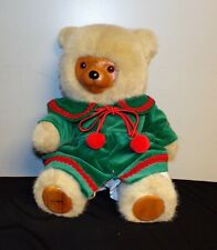 ROBERT RAIKES KATHIE BEAR WITH COA wood face and feet with COA