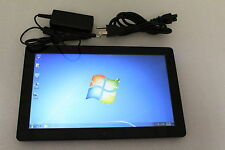 "Samsung Series 7 Slate Intel i5 4G RAM 128GB SSD Wi-Fi 3G 11.6"" Tablet Black"