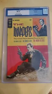 The Invaders Gold Key Comics Issue #3 & #4 CGC Graded 9.4 NM Northland Pedigree