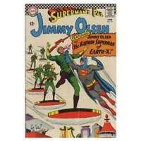 Superman's Pal Jimmy Olsen (1954 series) #93 in Fine condition. DC comics [*1t]