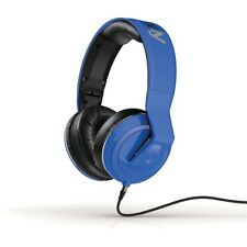 SkullCandy S6MSFM-289 DJ Headphones with Mic S6MSFM289 Royal Blue