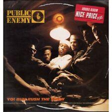 Public Enemy Lp Vinyle Yo! Buffy Rush Le Show / Def Jam Neuf 5099745048212