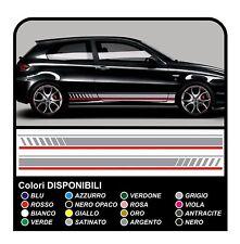 Fasce adesive ALFA ROMEO 147 DUCATI CORSE kit adesivi ALFA 147 stickers