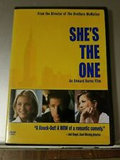 SHE'S THE ONE- DVD-1996-WIDE SCREEN-REGION 1-RATED R