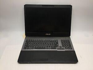 Asus ROG G75VX-BHI7N11 Intel i7 3630QM 8GB Nvidia GTX 670MX No Video For Parts