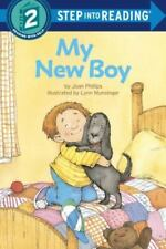NEW - My New Boy (Step into Reading) by Phillips, Joan