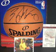 Zach LaVine Chicago Bulls Autographed Signed NBA Basketball JSA WITNESS COA